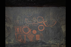 萩ノ尾古墳装飾壁画