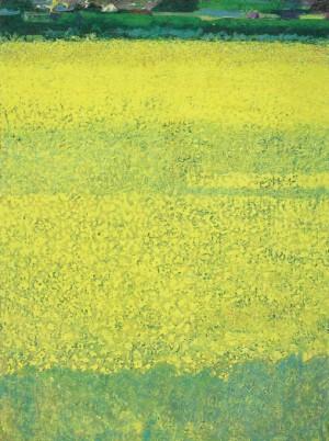 江上茂雄「葉の花畑」